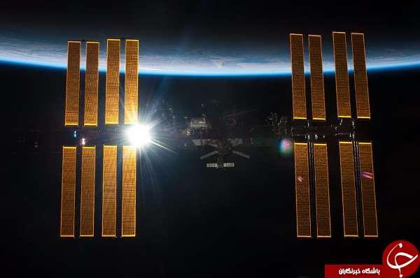 4میلیارد کیلومترطول پیمایش ایستگاه فضایی بین المللی تاکنون/100هزارمین بار چرخش ایستگاه فضایی بین المللی به دور زمین