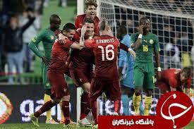 فهرست 23 نفره پرتغال برای یورو 2016 اعلام شد