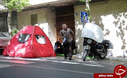 4547906 544 زندگی یک سردار جانباز در گوشه خیابان