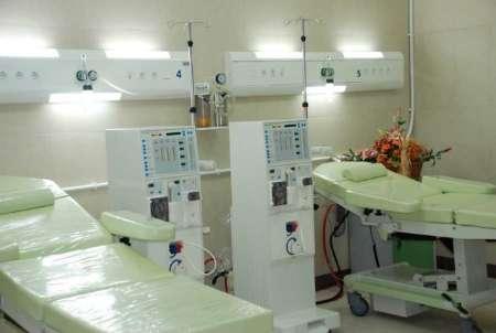 نخستین دستگاه دیالیز5008 به همت سازمان تدارکات پزشکی رونمایی شد/افزایش 40درصدی عمر بیماران دیالیزی