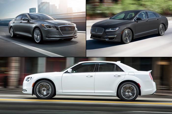 لوکس ترین خودروهای زیر ۴۰ هزار دلار