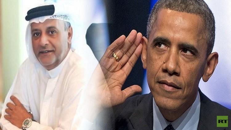 اوباما، دفتردار وکیل اماراتی می شود!!