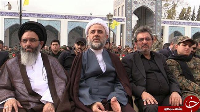 گرامیداشت سید ذوالفقار در حرم حضرت زینب(س)/ حزب الله: شهادت، افتخار ماست