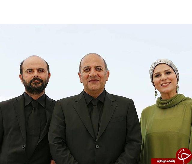 مهتاب کرامتی و سحر دولتشاهی در جشنواره فیلم کن +تصاویر