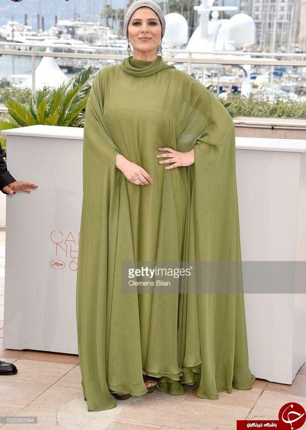 مهتاب کرامتی، سحر دولتشاهی و چند هنرپیشه دیگر در جشنواره فیلم کن +تصاویر
