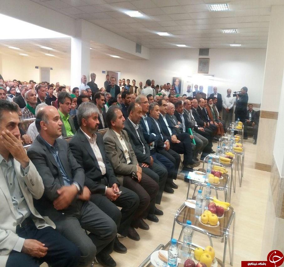 مرکزسلامت جامع شاهدیه یزد با حضور وزیر بهداشت افتتاح شد+ تصاویر