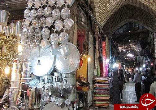 مجموعه تاریخی بازار قزوین