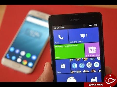 به این دلایل بجای ویندوز 10 موبایل اندروید 6 بخرید