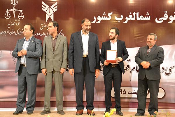 حمایت از فعالیتهای دانشجویی در قالب انجمن علمی از سیاستهای دانشگاه آزاد اسلامی است