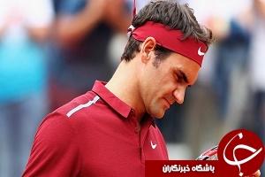 کناره گیری ستاره دنیای تنیس از رقابت های رولان گاروس
