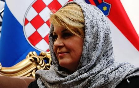 رئیس جمهوری کرواسی ایران را ترک کرد