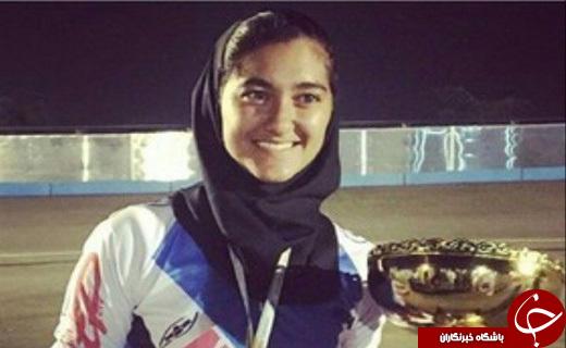 مرگ دختر اسکیت باز ایران در حادثه واژگونی اتوبوس+عکس