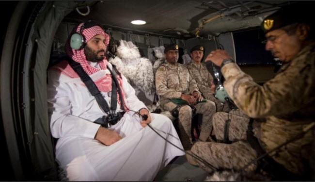 زندگی خصوصی پسر پادشاه عربستان در قاب تصاویر