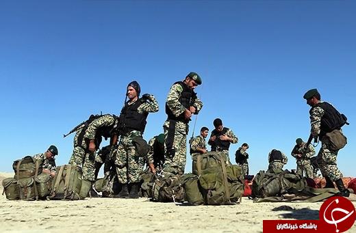 کلاه سبزهای ارتش ایران چگونه وارد جنگ سوریه شدند؟