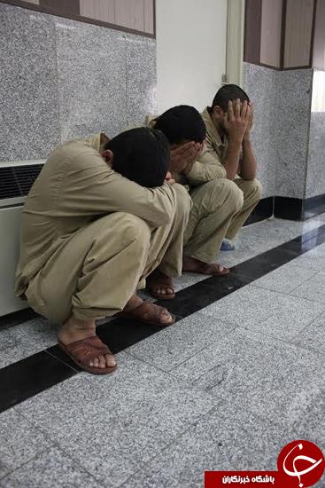 سارقین مسلح حتی به برادر خود نیز رحم نکردند+تصاویر