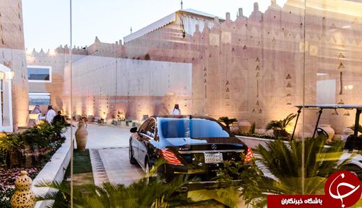 عکس/ زندگی خصوصی پسر شاه عربستان