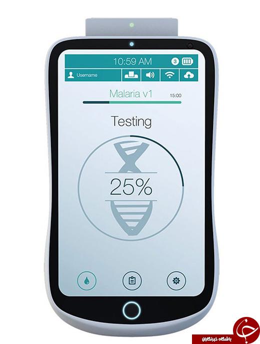 دستگاهی اندازه موبایل که سرطان را در ۱۵ دقیقه تشخیص میدهد/اختراع مهم برای مناطق دورافتاده