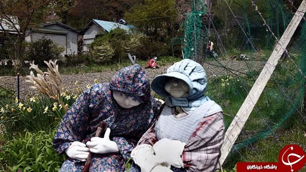 روستایی با ساکنان عروسکی!