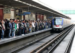 افتتاح ۱۳ ایستگاه خط ۶ مترو تا ۲۲ بهمن امسال