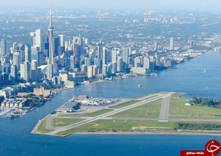 چشمنوازترین باندهای فرودگاهی در گوشه و کنار جهان +تصاویر