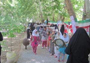 جشنواره مهریز شناسی در باغ جهانی پهلوان پور