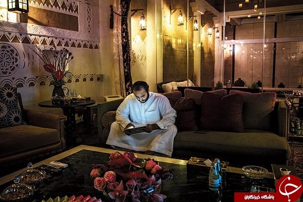 پسر پادشاه عربستان این گونه زندگی می کند +تصاویر