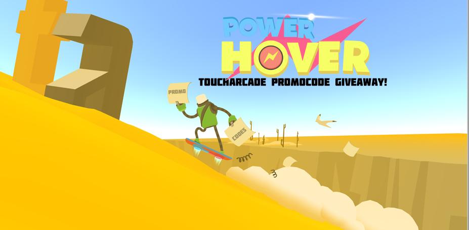 دانلود بازی اسکیت سواری Power Hover