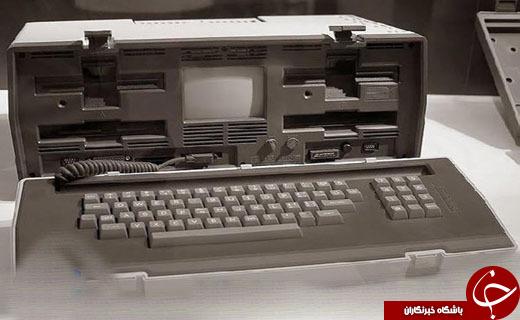 اولین لپ تاپ جهان+عکس