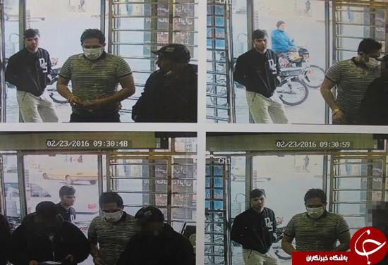 باند گیشه زن بانک های تهران منهدم شدند/ 6 سال دزدی و زورگیری به پایان رسید+تصاویر