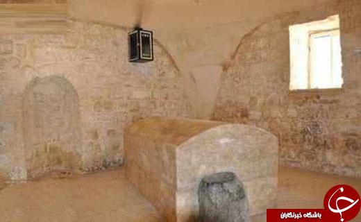 داستان شکافته شدن مرقد حضرت یوسف (ع) چه بود؟+عکس