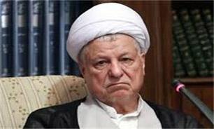 4437496 163 هاشمی رفسنجانی : نگاه سیاسی و همچنین باندی به منافع ملی توجیه ندارد