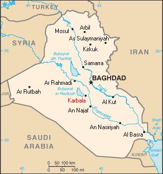داعش با حمله موشکی به دنبال ترساندن مردم کربلاست