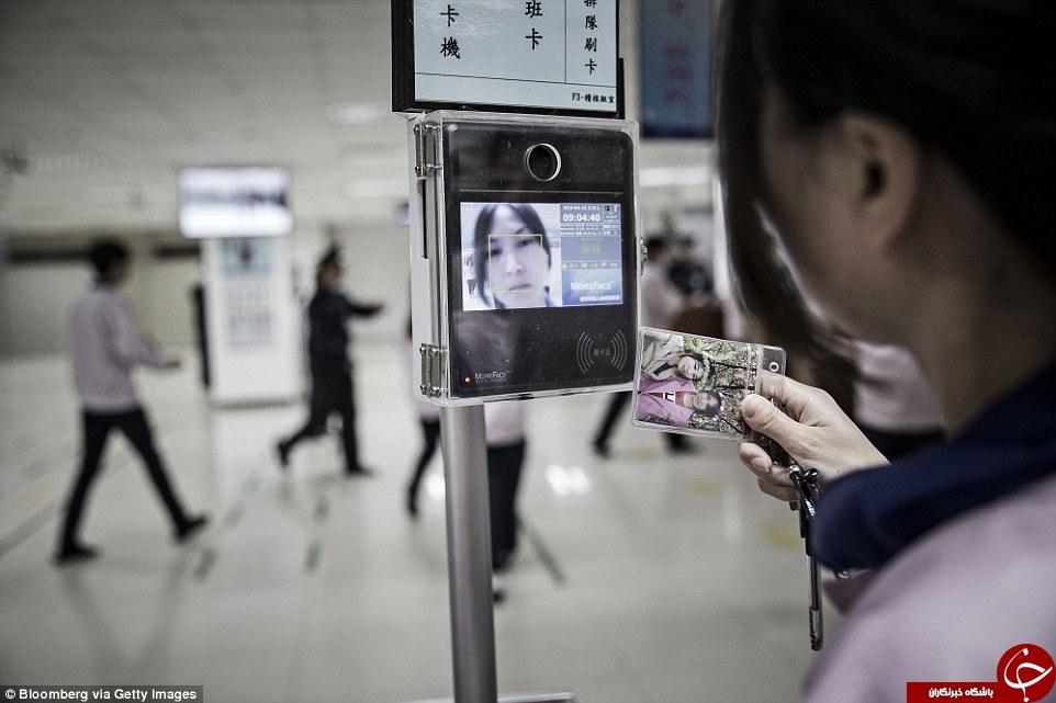 تصاویر سری ترین کارخانه آیفون در چین