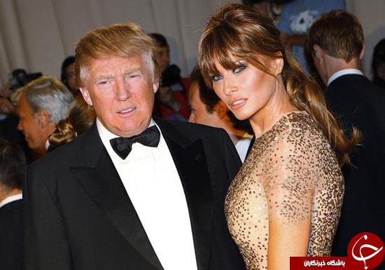 9 واقعیتی که باید درباره همسر ترامپ بدانید +تصاویر
