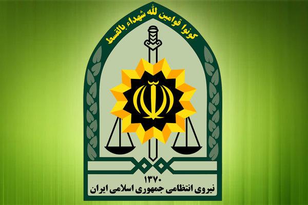نیروی انتظامی دلیل شهادت دو گروهبان یکم