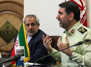 سردار ساجدینیا: کشف حجاب جرم مشهود است/دادستان تهران: کار