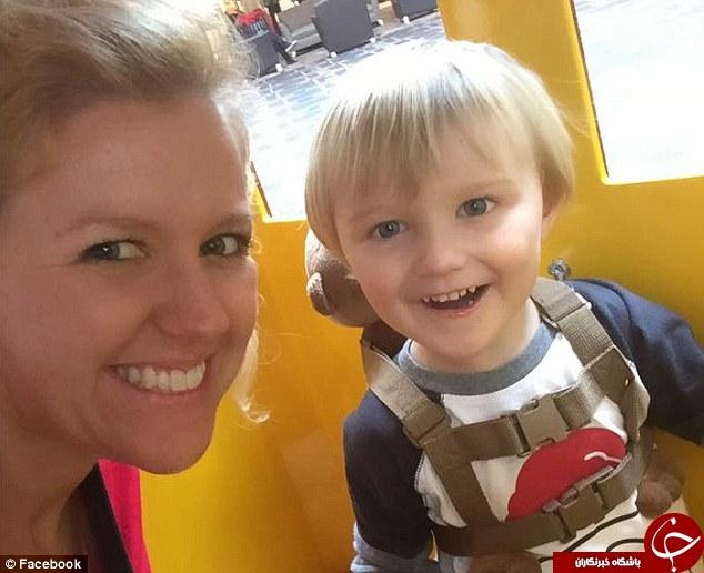 بازی با اسلحه جان پسر بچه 3 ساله را گرفت+تصاویر