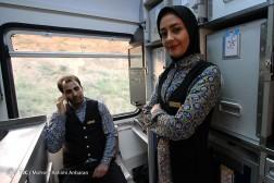 باشگاه خبرنگاران - سفر با قطار در مسیر مشهد - سرخس