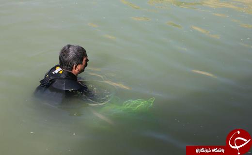غرق شدن دو جوان فسایی