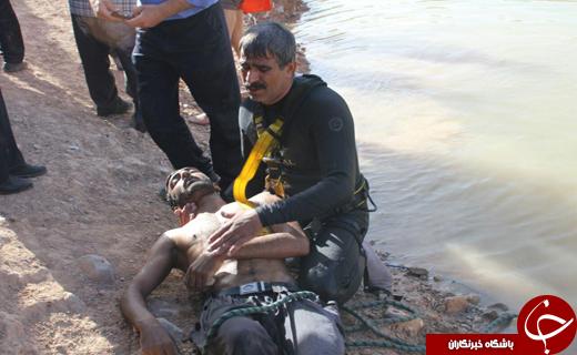غرق شدن دو جوان فسایی+ تصاویر