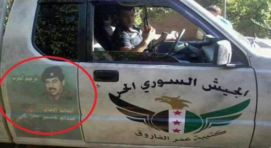 جنگ 72 ملت در سوریه + تصاویر