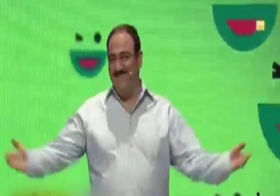 باشگاه خبرنگاران - ترس قدیمی مهران غفوریان از حشرات! + فیلم