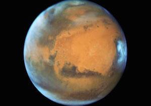 مریخ را امروز رصد کنید