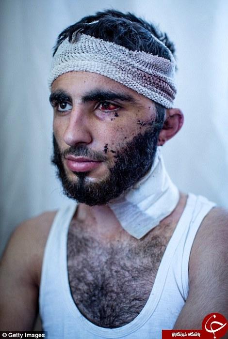 شکنجه شدگان سوری به دست داعش +تصاویر