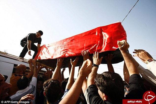 آمادگی تکاوران عراقی برای آخرین نبرد آزادسازی فلوجه + تصاویر
