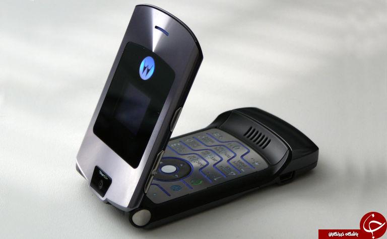 این موبایل ها خاطراتتان را زنده می کند!