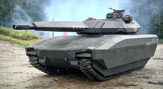 تانک PL-01