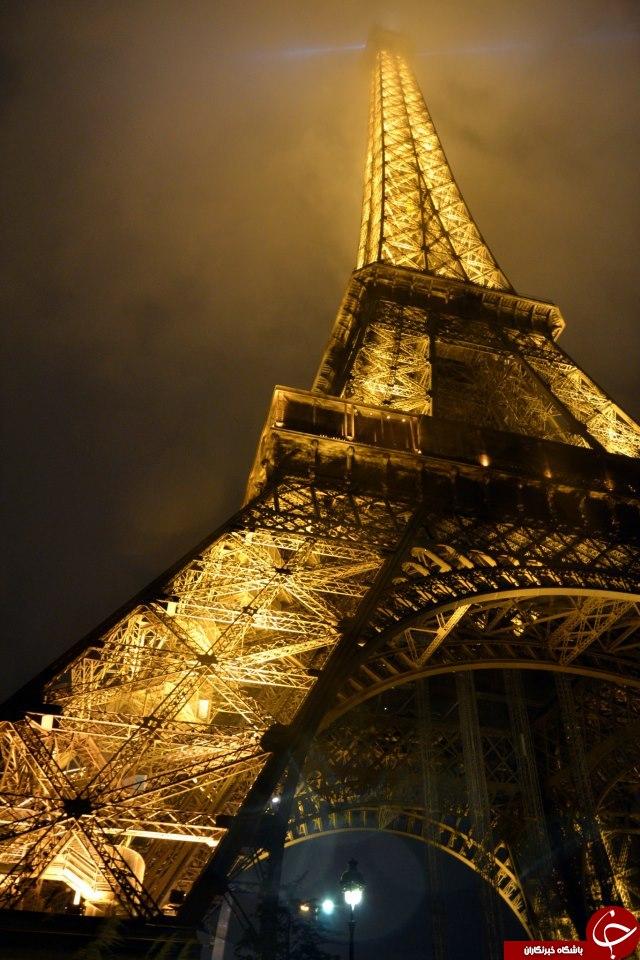 10 واقعیت جالب درباره برج ایفل+تصاویر