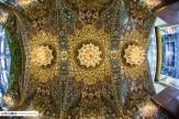 نگارگریهای زیبا در حرم امام حسین(ع) که تاکنون ندیدهاید + تصاویر