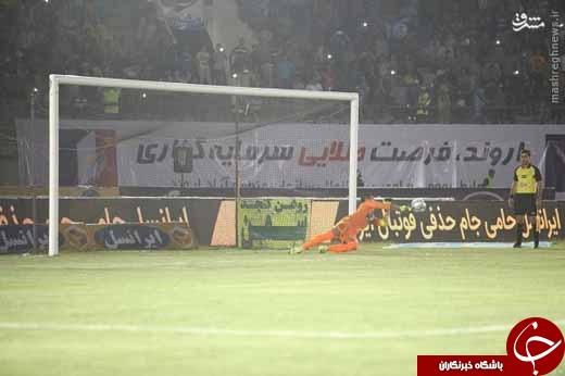 عکس/ تلخترین صحنه استقلال در فینال حذفی